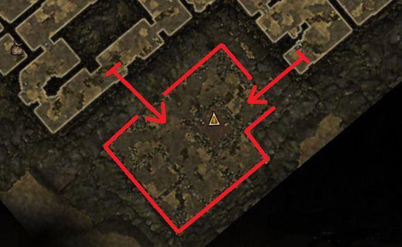 恐怖黎明苦痛阶梯洞口隐藏BOSS在哪 苦痛阶梯洞口位置