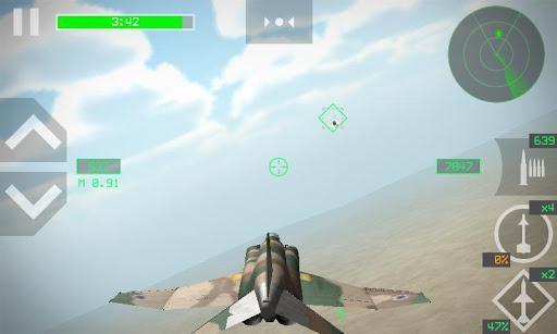 以色列战斗机截图1