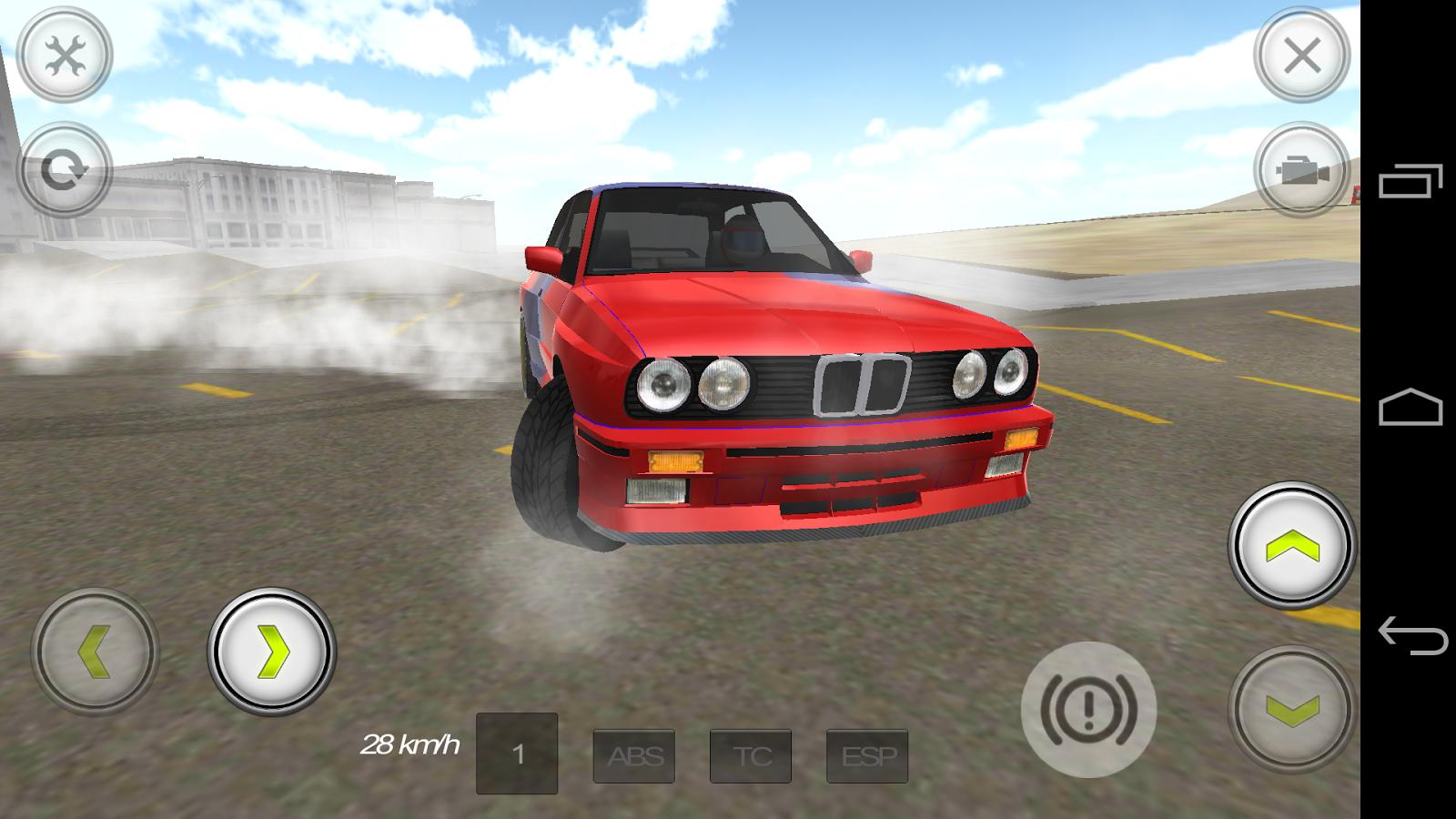 classic raybans  classic car simulator