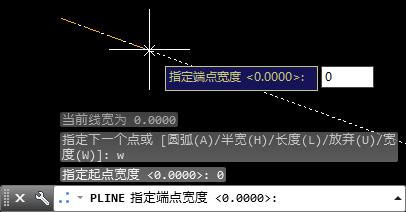 用CAD多段线画线时线宽变成很粗的请问旋转接头cad液压图片