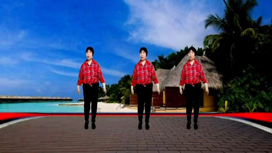 广场舞新歌DJ《咱们打工人》风雨无阻一直在路上,满满正能量