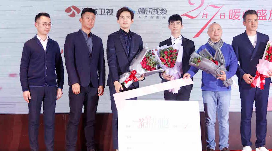 《一路繁花相送》跻身春节档钟汉良再演痴情暖男