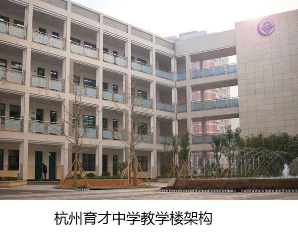 学校位于杭州市拱墅区冠军