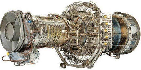 gt-燃气轮机