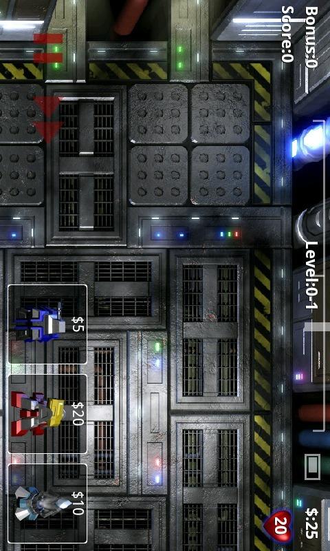 星际塔防完整版截图4
