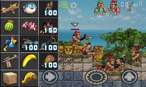 石器战争 StoneWars Arcade截图5