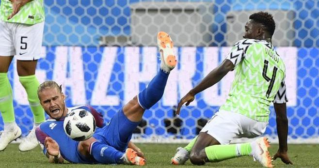 尼日利亚2-0冰岛 阿根廷出线形势悬念迭生