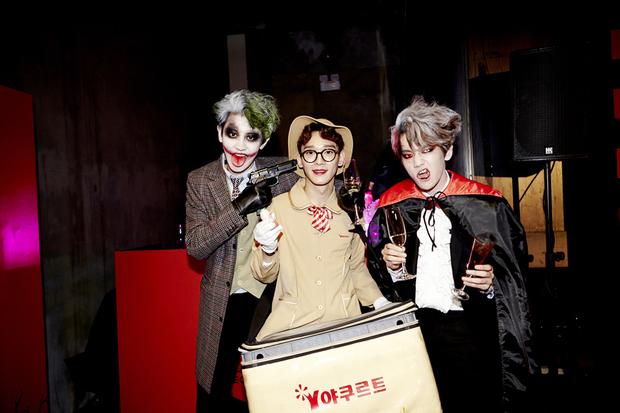 exo cos吸血鬼是那次有图