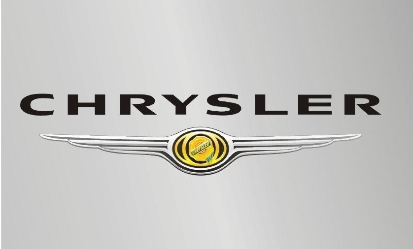 汽车标志 克莱斯勒 高清图片