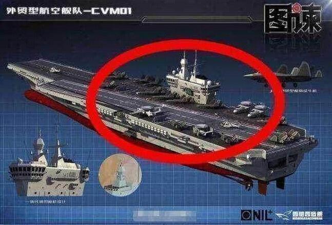 中国第一艘核动力航母面世:美日阵脚大乱 - 一统江山 - 一统江山的博客