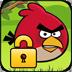 愤怒小鸟锁屏