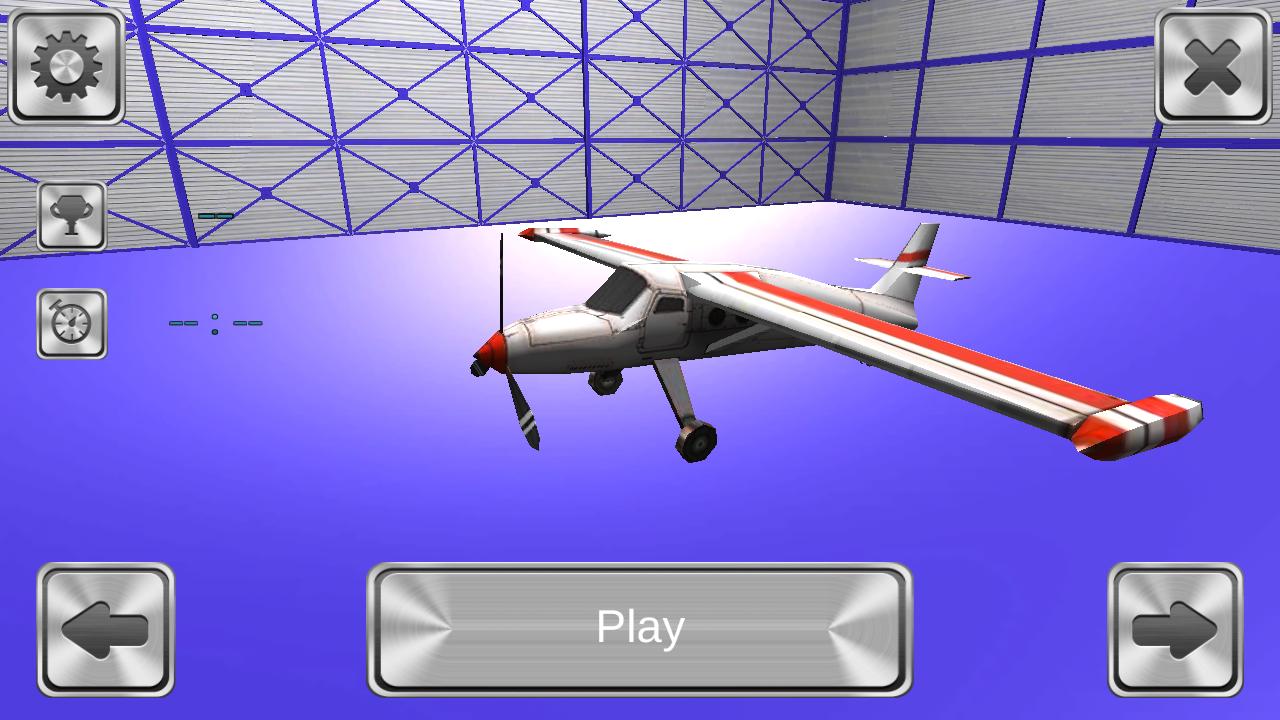 3d飞机模拟驾驶游戏