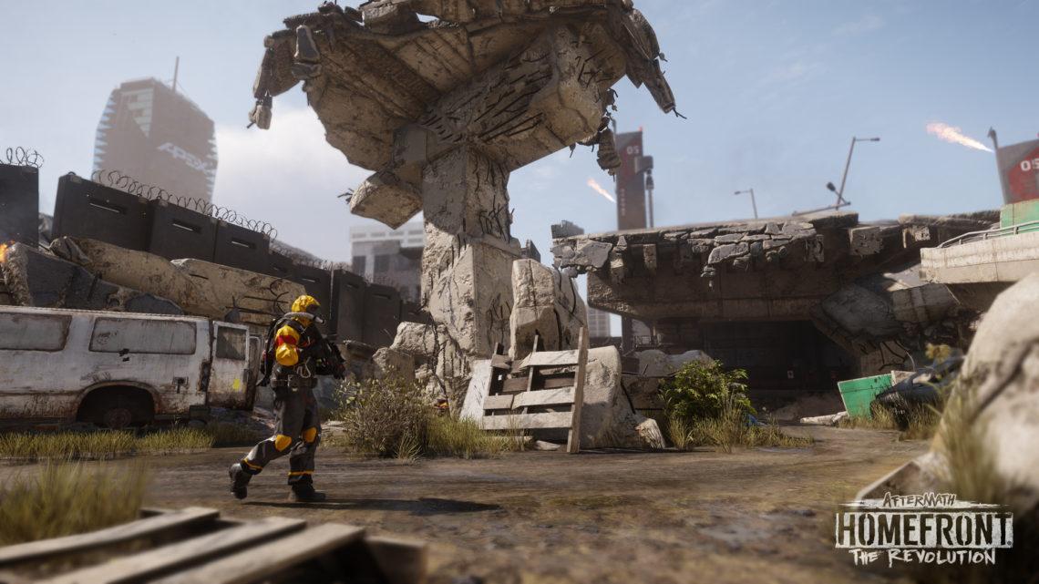 《国土防线2》第二款单人DLC正式上线