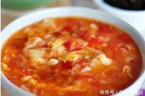 色香味俱全, 好吃美味的番茄疙瘩汤, 超棒的哦
