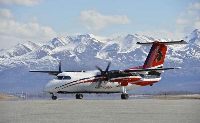 Ravn Air航空公司因遭网络攻击取消航班