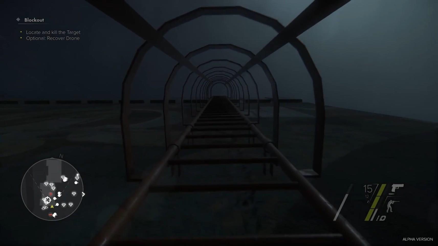 《狙击手幽灵战士3》实机演示