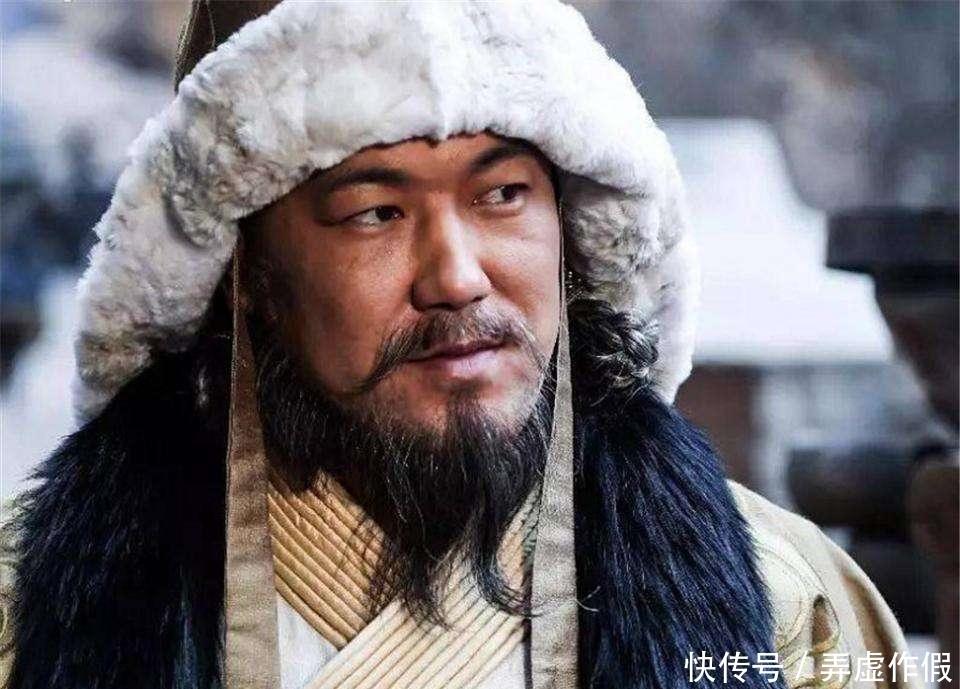 成吉思汗将万里江山托付此子,却不是最具战力的幼子拖雷,他是谁