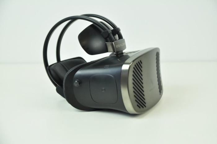 IDEALENS K2 VR一体机评测 这款设备外形真独特