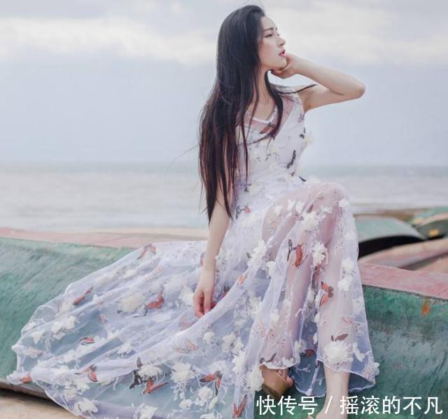 夏季穿裙子就要来点不一样的,秀出你的长处,让你魅力十足