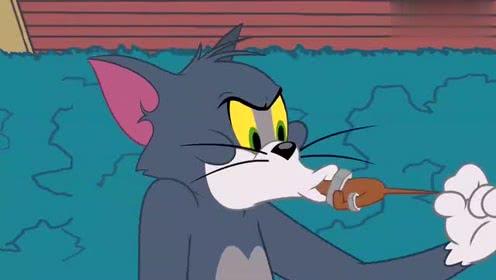 新猫和老鼠第二季 猫吃老鼠了