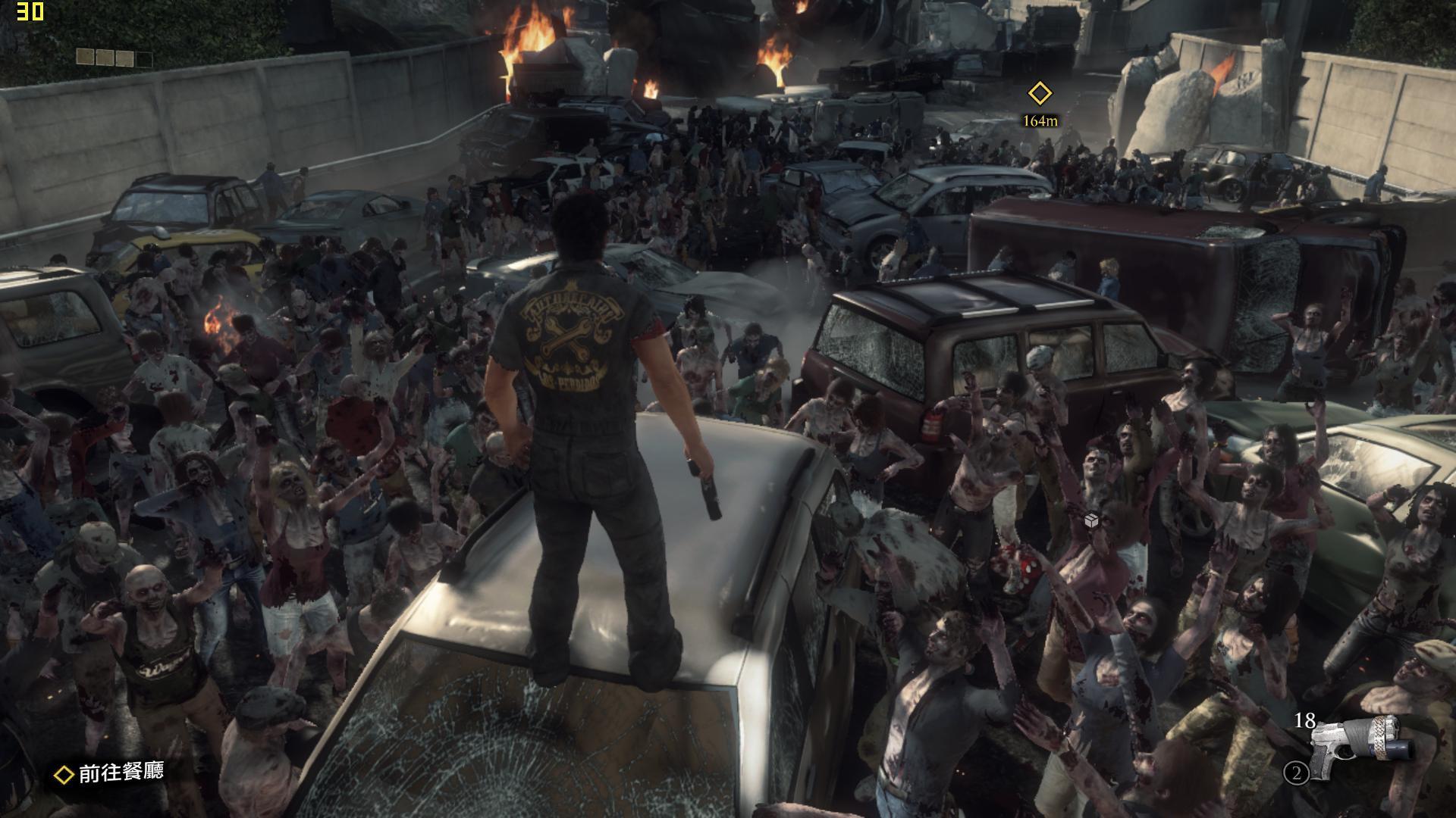 卡普空宣布《丧尸围城4》将限时独占xbox