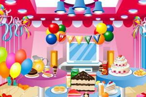 完美的生日派对图片