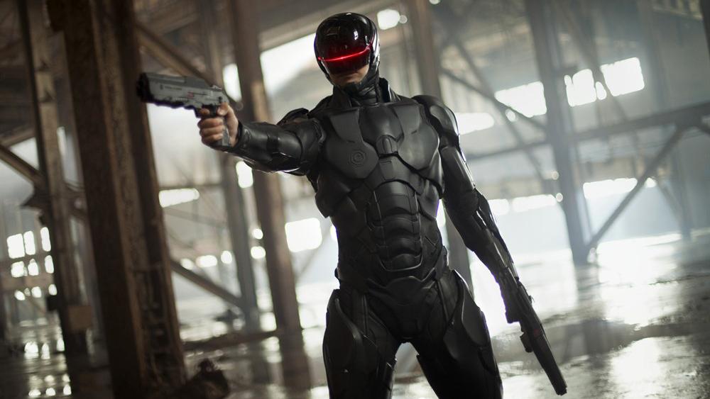 7分钟看完科幻电影2014版《机械战警》