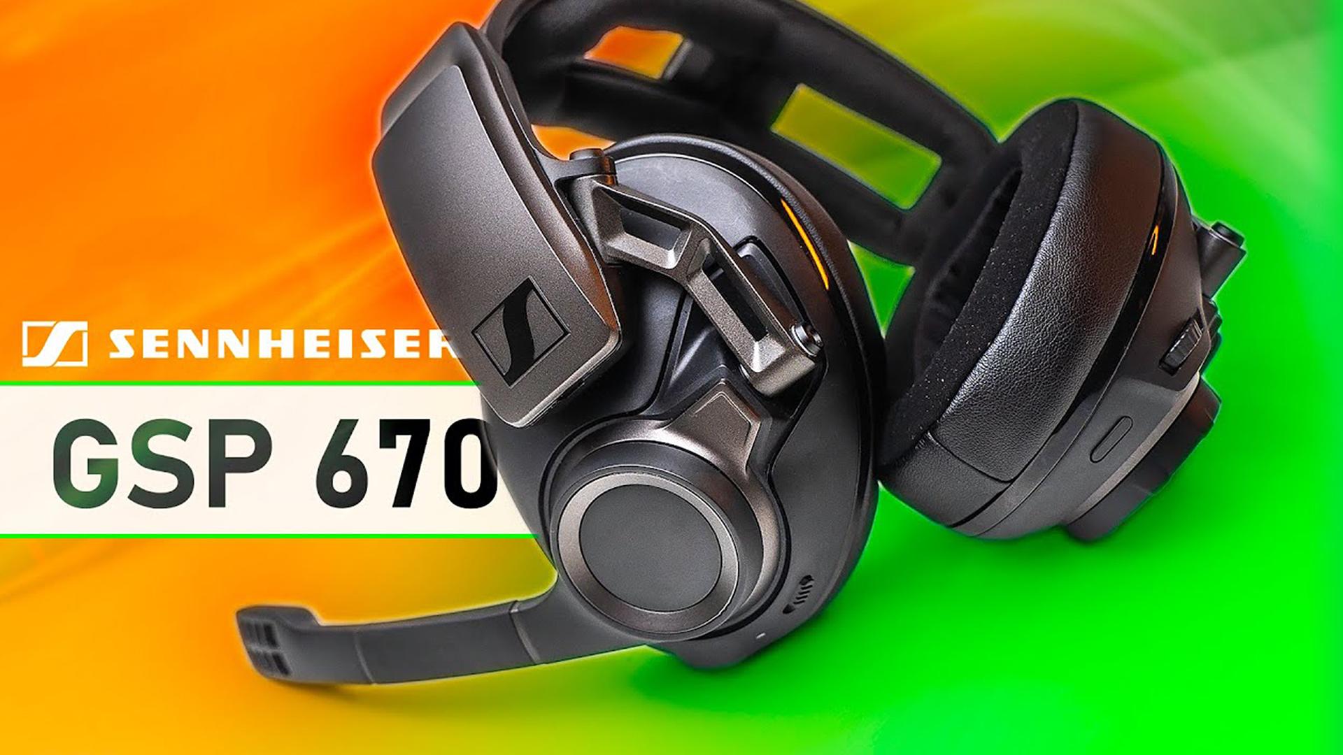 最好的无线耳机?森海塞尔 GSP 670 测评