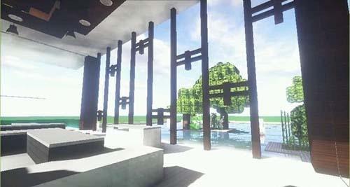 我的世界徽派建筑欣赏 徽派别墅建造_攻略_360游戏大厅