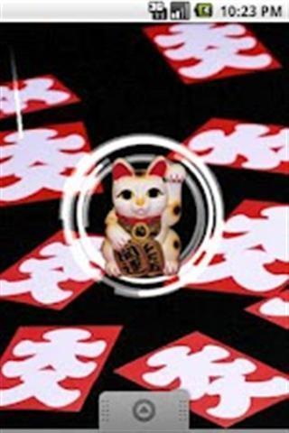 招财猫动态壁纸 高清图片