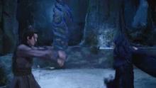 灵域:秦烈大战噬灵兽,被雷劈,双双战死!