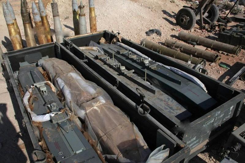 叙反对派自制奇特双管大炮 轰击政府军阵地