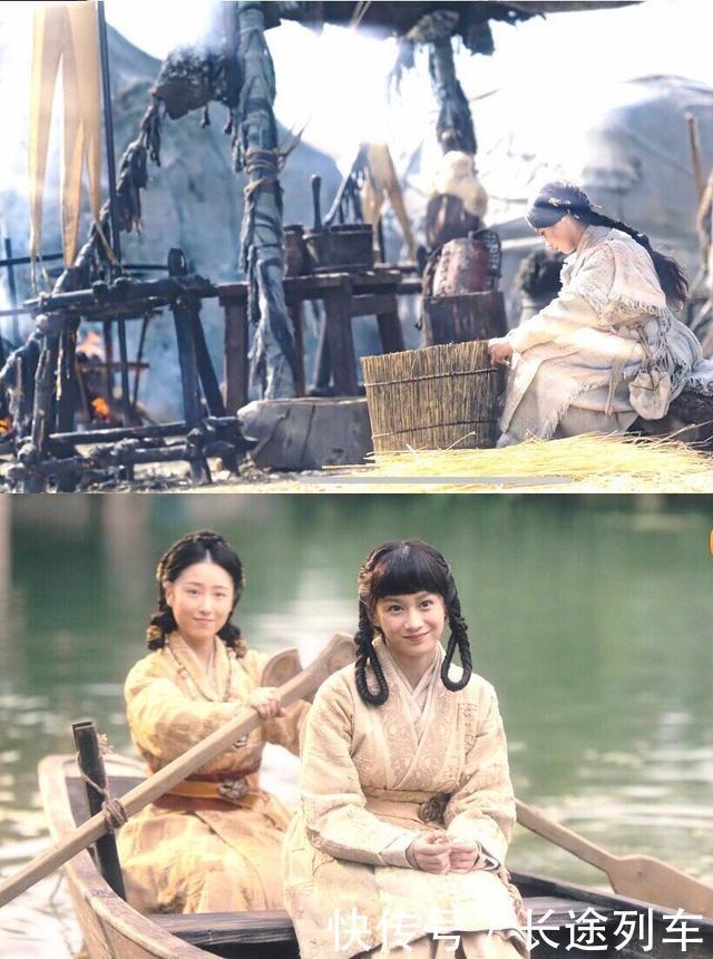 她凭《九州缥缈录》苏玛走红,与郑爽王凯罗晋有合作的新剧待播