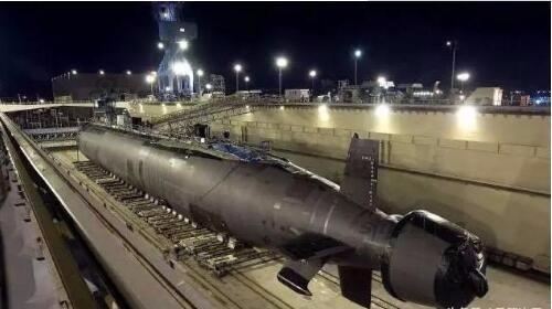 无轴泵喷技术已经获得突破性进展,潜艇再也不怕海带缠了!