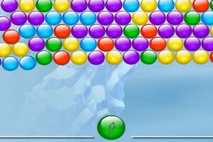 七彩小球泡泡龙,七彩小球泡泡龙小游戏,360小