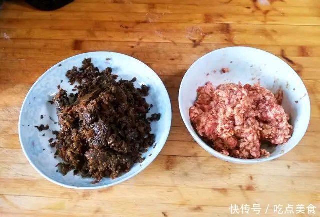 鲜香芽菜包子做法简单做出来非常好吃想尝尝吗?!