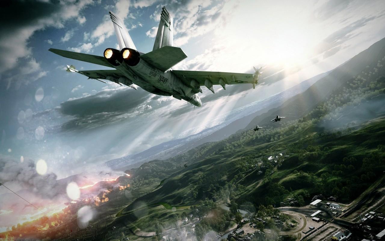 游戏 飞行射击 > 3d战斗机  寻找新的飞机模拟游戏免费的吗?