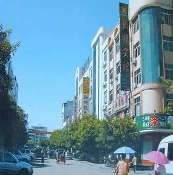 定安县已被列入海口经济发展圈