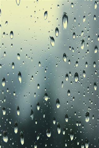雨珠素材png水彩