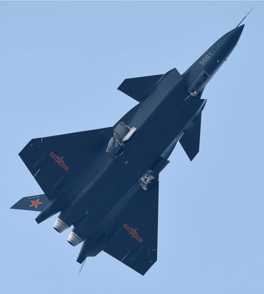 中国第五代战斗机_360百科