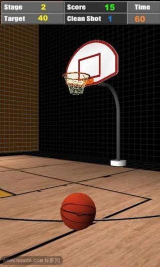 聪明的篮球 3D截图5