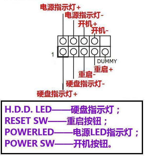 还有前置usb口(usb6_7,usb8_9,usb10_11),前置音频口的插针(hd_audio1
