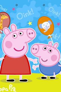 小猪佩奇可爱壁纸