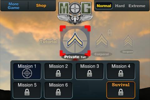 枪手勋章 Medal of Gunner截图4