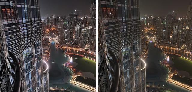 华为P30 Pro和苹果XS Max拍照对比;谁才是撩