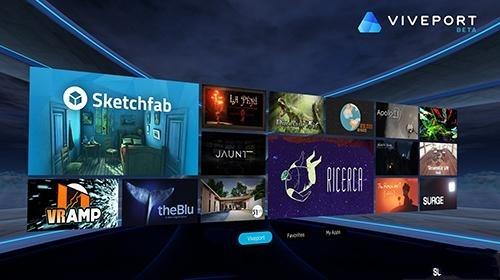 HTC重金悬赏VR开发者
