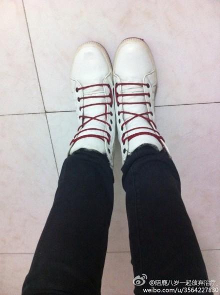 系鞋带花样五角星内容 系鞋带花样五角星版面设计-湛江新闻林涛,茅图片