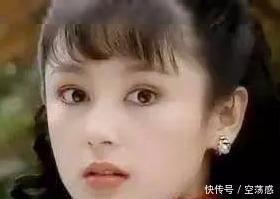 50岁陈红年轻时到底美到什么地步?网红脸真的无法相比