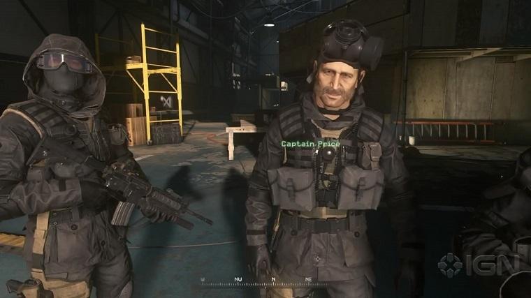 《使命召唤4:现代战争重制版》游戏截图