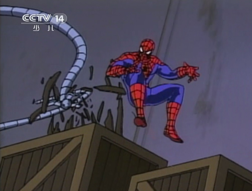 蜘蛛侠动画片